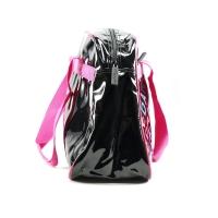 zwart roze danstas voor kinderen van capezio CapB80
