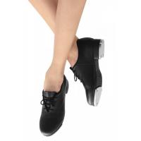 Bloch Sync Tapschoenen S0321 zwart leren model voor dames meisjes jongens