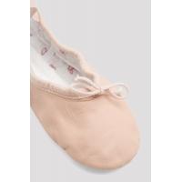 Bloch Bunnyhop S0225 lederen balletschoenen roze