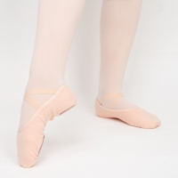 Papillon canvas-balletschoenen-met-splitzool-PA1014