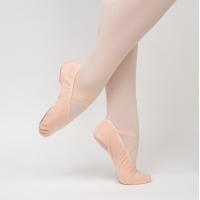 Papillon stretch Canvas balletschoen met Splitzool PA1014-500