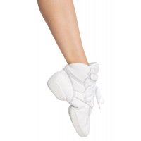 Rumpf RU1500 Witte Hoge Danssneaker Voorbeeld