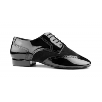 Portdance pd042 zwart Lackleer