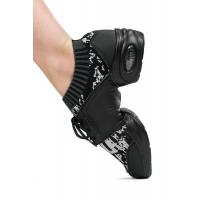 So Danca DK80 Vegan Danssneakers Zwart en Wit