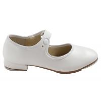 So Danca TA36 dames witte dansschoenen voor tapdans