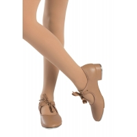 beige tap dans schoentjes voor dames So Danca TA36