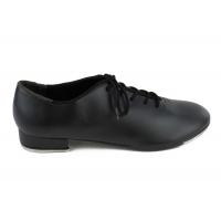 So Danca veter model tap schoen zwart kunstleer voor kinderen TA04