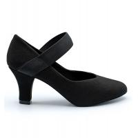 SoDanca Ballroom dansschoenen zwart
