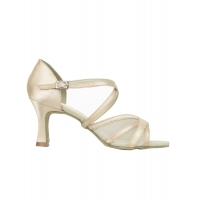 So Danca BL162 dames Dansschoenen Champagne