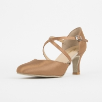 So Danca Dansschoenen BL156 Copper