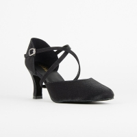 So Danca Dansschoenen BL156 Black