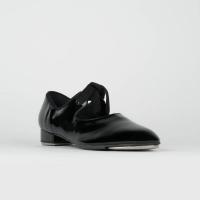 So Danca TA35 zwarte lak dansschoen voor tapdans pasvorm voor dames