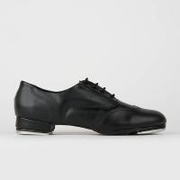 zwart witte tapdans schoenen So Danca TA20 dames en heren en jongens en meisjes